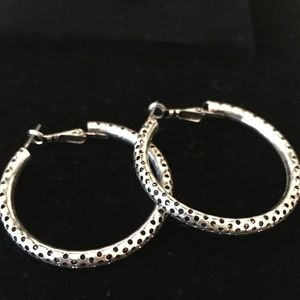 Premier Design Hoop Earrings